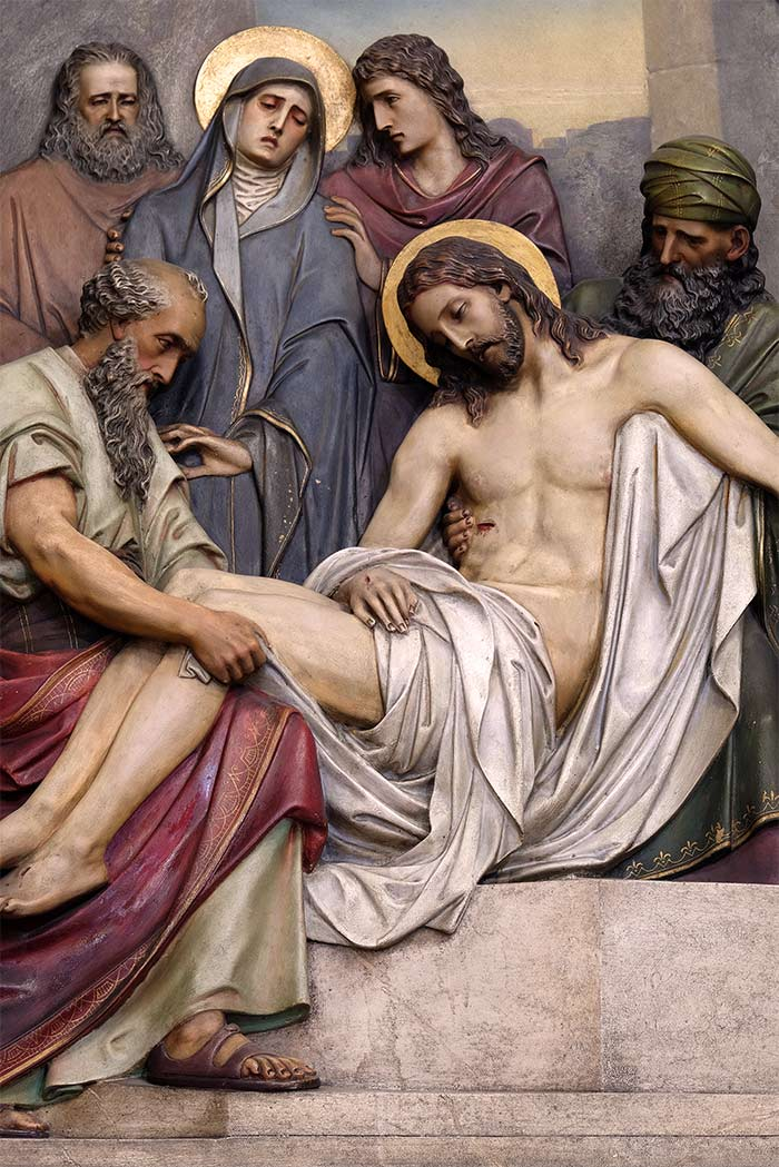 Stations of the Cross - Franciscan Friars of the Atonement